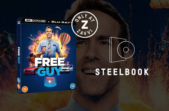 Steelbook 4K UHD FREE GUY