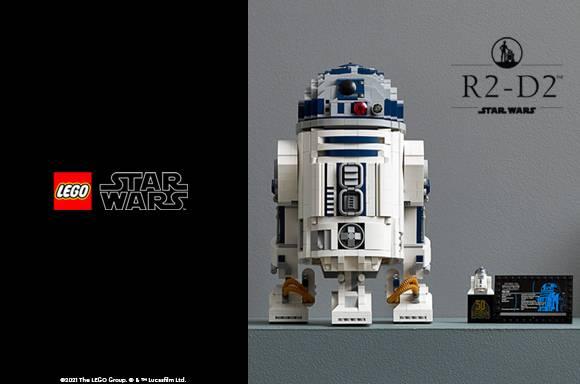 Set LEGO Star Wars R2-D2 (75308)