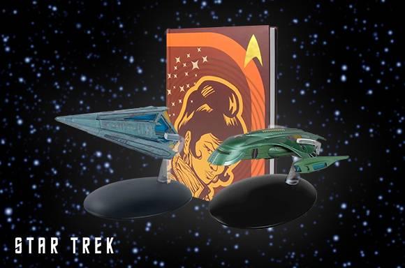 Objets de collection Star Trek !