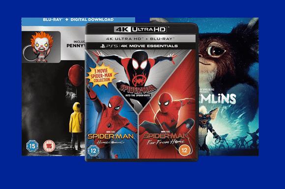 4K & Blu-Ray à prix réduits !