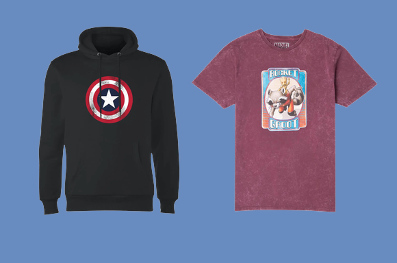 30% Off Marvel Collection