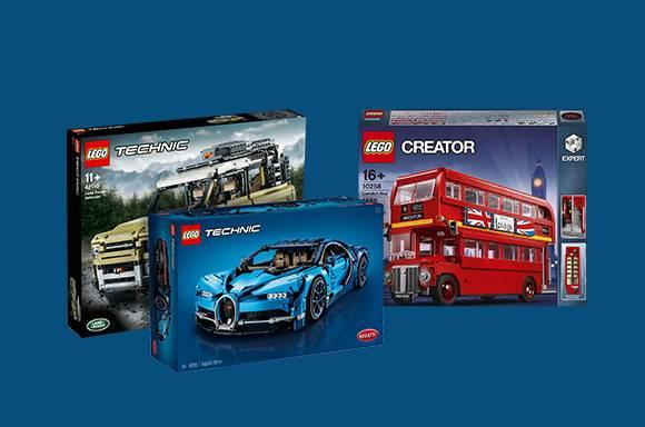 Sets LEGO à prix mini