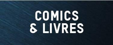COMICS & LIVRES