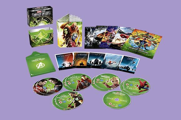 Réductions Blu-Ray 4K & DVD