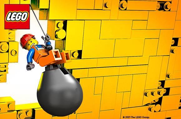 Réductions LEGO
