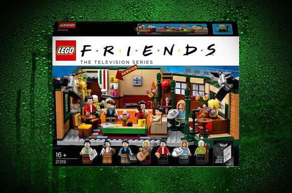 Grande sélection de LEGO prix cassés !