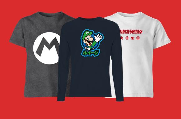 Économisez 30% sur les vêtements gaming !