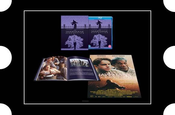 Blu-Ray Shawshank Redemption édition collector