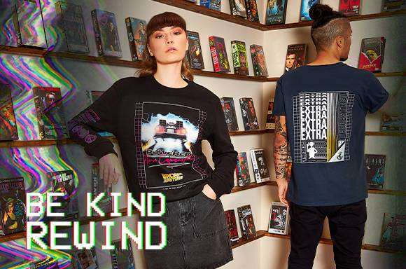 COLLECTION BE KIND REWIND