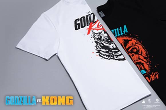 COLLECTION GODZILLA vs KONG
