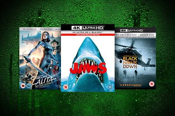 3 for 32€ 4K movies