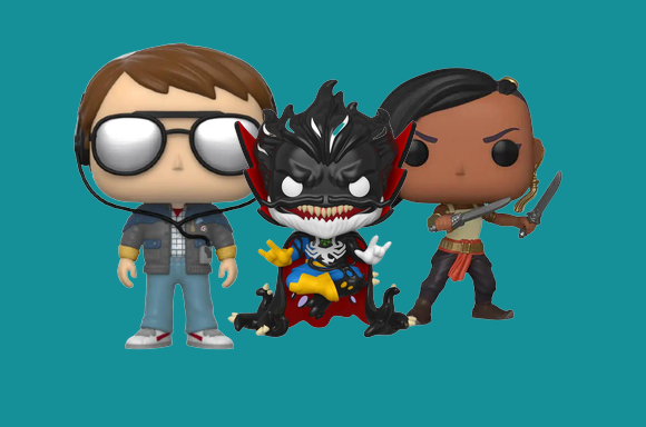 3 Figurines Funko Pop! pour 29,99€ !