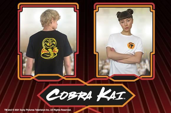 COLLECTION COBRA KAI