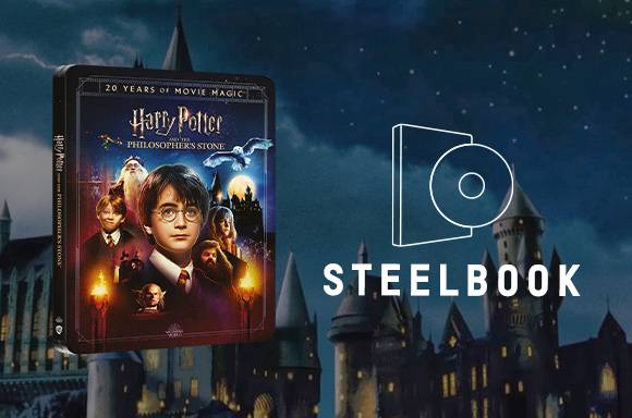 20th Anniversary Harry Potter 4K Steelbook