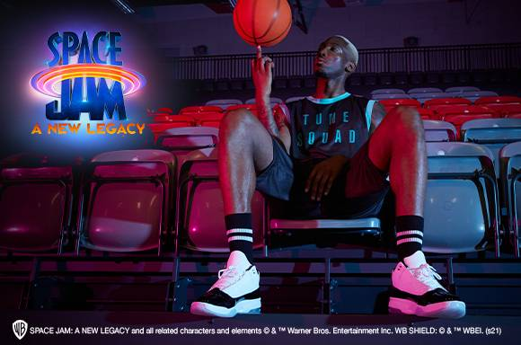 SPACE JAM 2: A NEW LEGACY CLOTHING COLLECTION