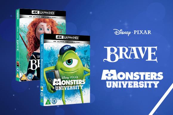Disney & Pixar 4K UHD Collection