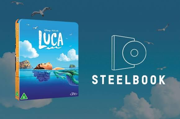 LUCA STEELBOOK!