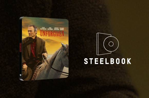 Unforgiven 4K UHD Steelbook