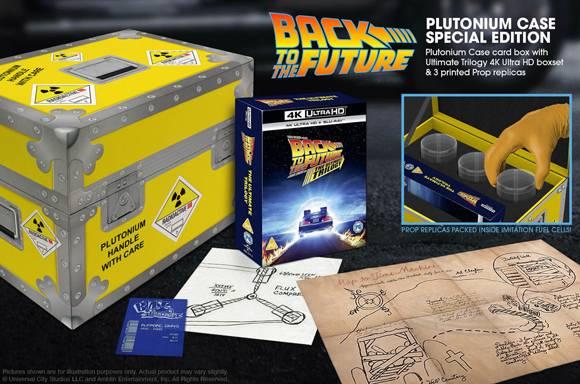 Plutonium Collectors Edition Box Set