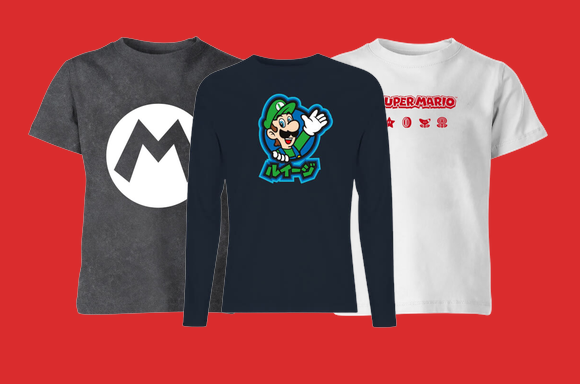 30% Off Gaming Clothing