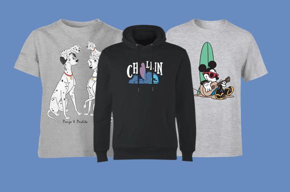 25% Off Disney Clothing