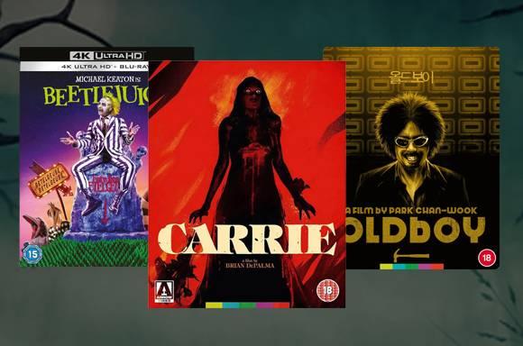 Offerte di Halloween su 4k, Blu-Ray & Steelbook
