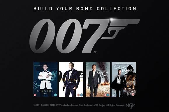 James Bond Mulitbuy
