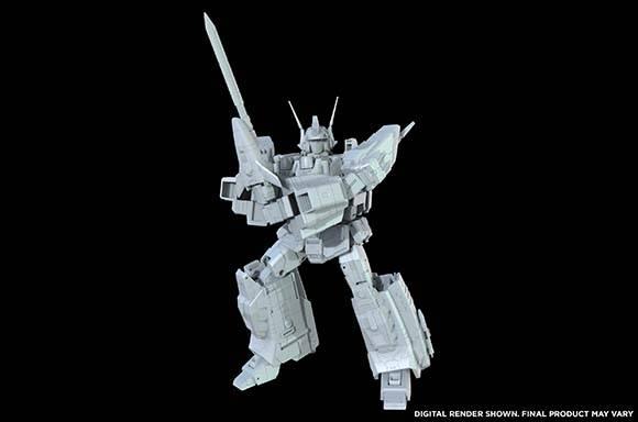Action Figure Victory Saber - Hasbro HasLab Transformers