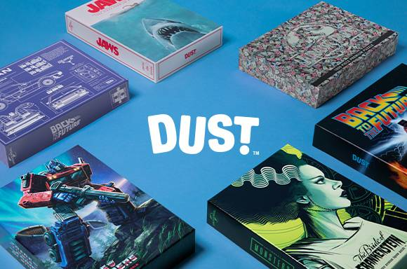 Dust Limited Edition Puzzles!