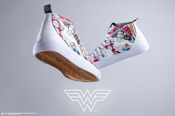 Akedo X Wonder Woman