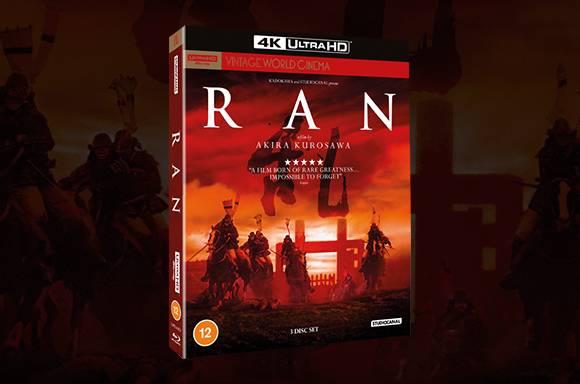 RAN 4K ULTRA-HD 2 DISC SET