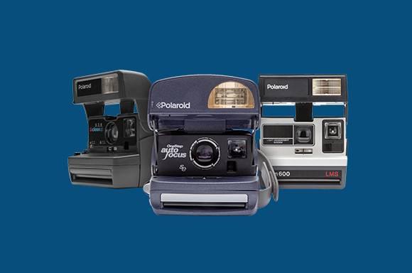 Polaroid Vintage Camera + Free Film