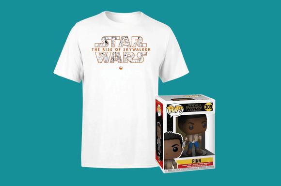 Star Wars Pop! & T-shirt slechts €14,99