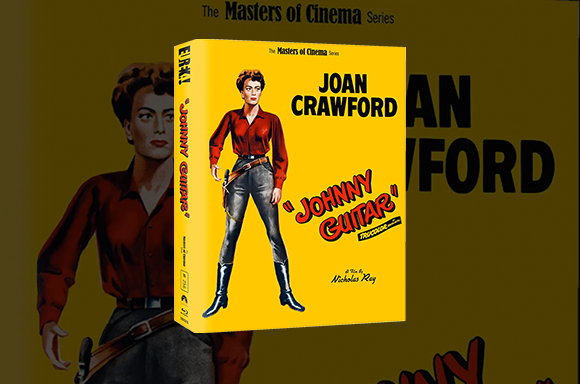 JOHNNY GUITAR – MASTERS OF CINEMA