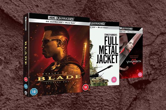 2 For £30 4K UHD FILMS