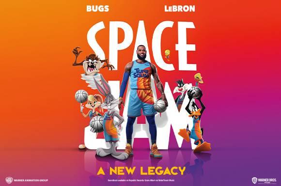 SPACE JAM: A NEW LEGACY STEELBOOK