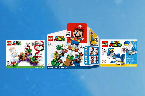 MEGA pack de Super Mario