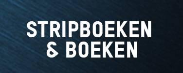 STRIPBOEKEN & BOEKEN