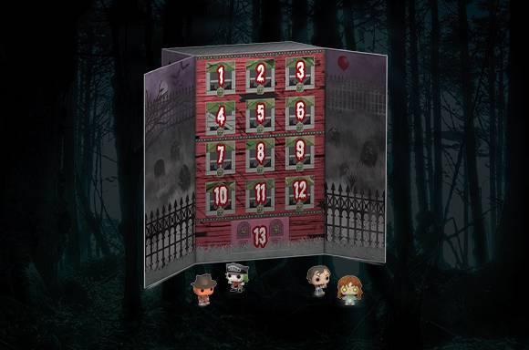 FUNKO Spooky Countdown Pop! Calendar