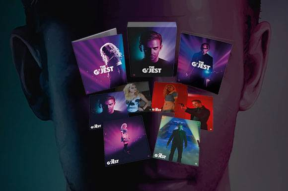 THE GUEST 4K UHD BLU-RAY