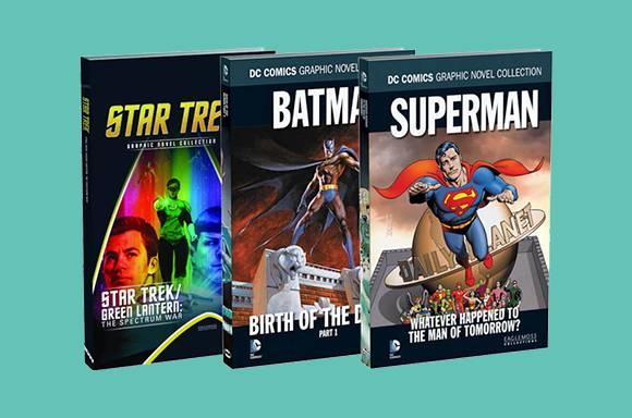 Graphic Novel Multi-Buy - 5 for £20