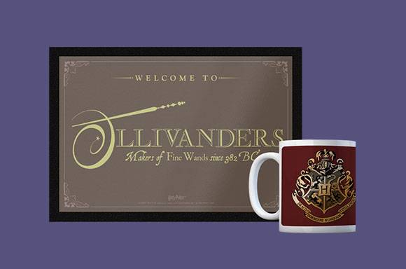 30% OFF Harry Potter Home ware