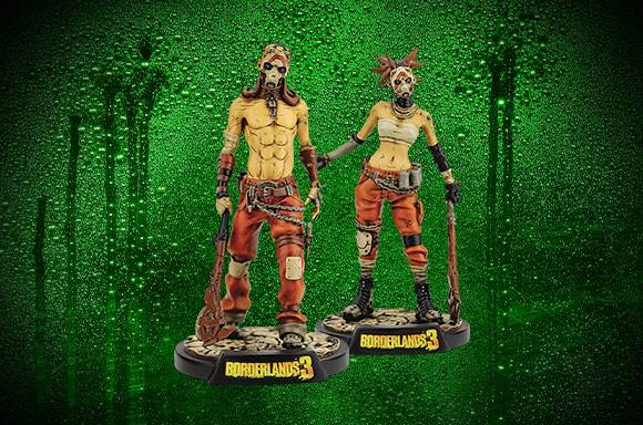 2 For $20 Borderlands Figures