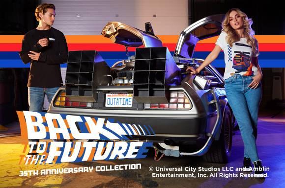 BACK TO THE FUTURE 35TH ANNIVERSARY!