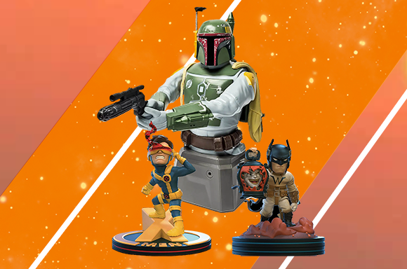 3 FOR £30 Collectables