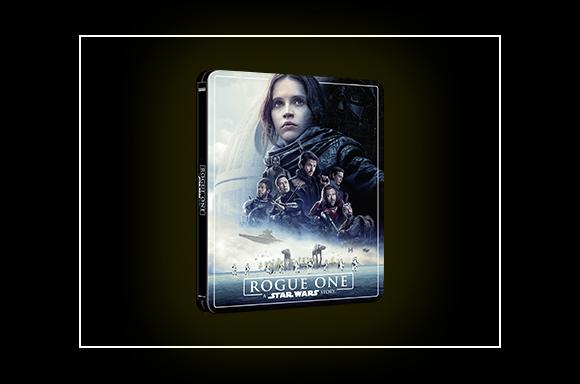 A Star Wars Story: Rogue 1 STEELBOOK