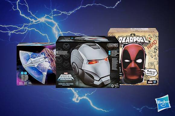20% off disney hasbro roleplay products