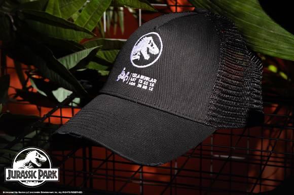 Milliner x Jurassic Park Kanji Trucker Cap