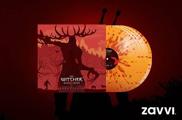 The Witcher 3 Colour Vinyl Set