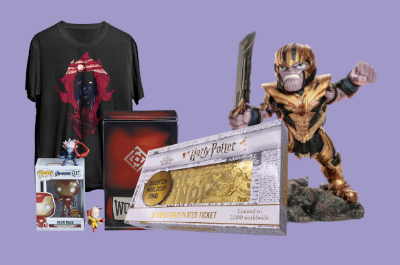 40% Off Collectables